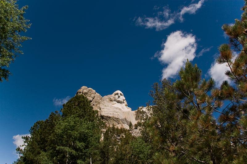 Mount Rushmore National Memorial Theodore Roosevelt