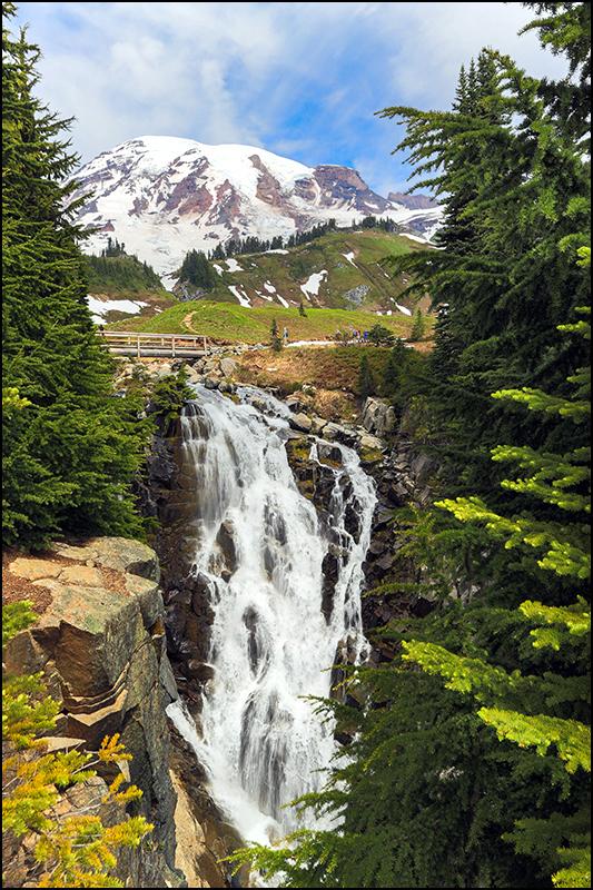 Mount Rainier National...